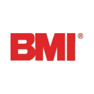 BMI Bandmaß Ergoline B L.50m cm/- weiß Ku.-Band Genauigk.II