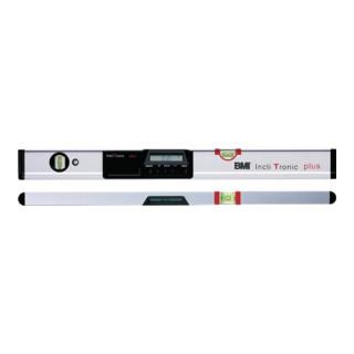 BMI Elektronische Wasserwaage Incli Tronic Plus, mit digitaler Anzeige, Länge 60cm