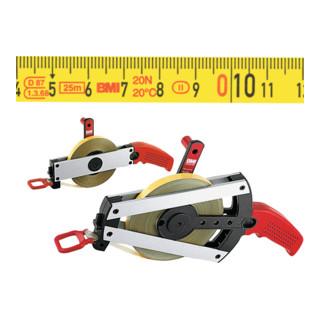 BMI Polyamid-ummanteltes Stahlbandmaß im Rahmen 30 m