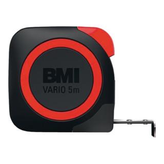 BMI Taschenbandmaß Vario 3m m.Feststeller