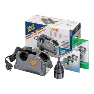 Bohrschleifgerät Drill-Doctor DD-500X 2,5-13mm/Spitzenwinkel 118Grad+135Grad