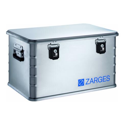 Boîte en aluminium ZARGES Mini Plus 600x400x330mm 60 l avec fermoir à déclic