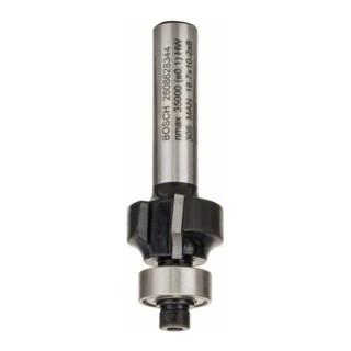 Bosch Abrundfräser 8 mm, R1 3 mm, L 10,2 mm, G 53 mm