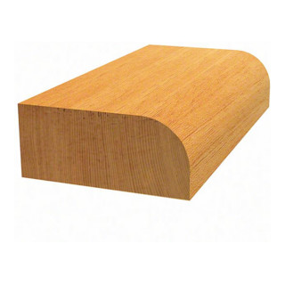 Bosch Abrundfräser Standard for Wood 8 mm R1 4 mm L 10,5 mm G 53 mm