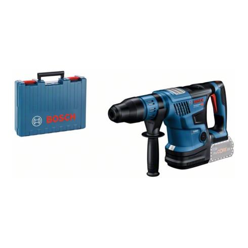Bosch Akku-Bohrhammer BITURBO mit SDS max GBH 18V-36 C, Solo Version, Handwerkerkoffer