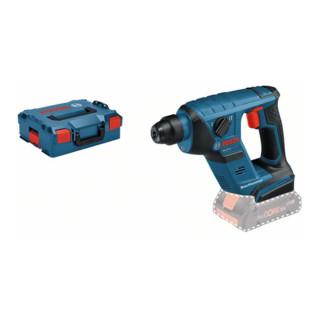 Bosch Akku-Bohrhammer mit SDS plus GBH 18 V-LI Compact Solo Version L-BOXX