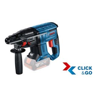 Bosch Akku-Bohrhammer mit SDS plus GBH 18V-21 mit L-BOXX
