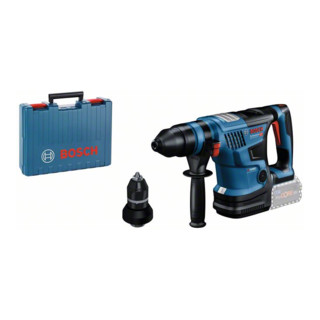 Bosch Akku-Bohrhammer mit SDS plus GBH 18V-34 CF, Solo Version