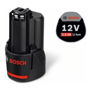 Bosch Akku GBA 10,8 Volt, 2,5 Ah, O-B