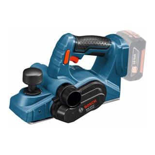 Bosch Akku-Hobel GHO 18 V-LI, L-BOXX
