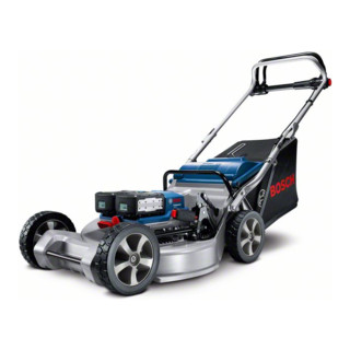Bosch Akku-Rasenmäher GRA 53 ohne Akku und Ladegerät