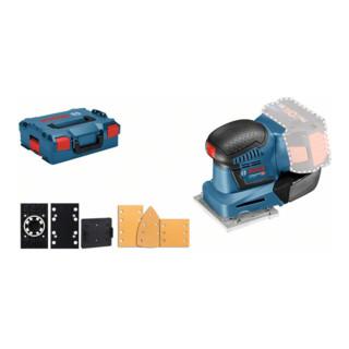 Bosch Akku-Schwingschleifer GSS 18V-10 Solo Version L-BOXX