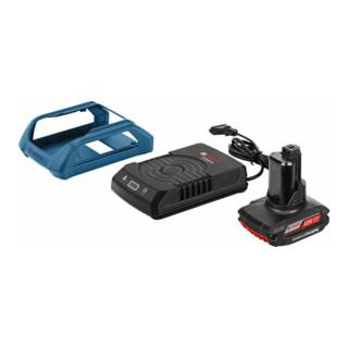 Akku Starter-Set: 1 x GBA 12 Volt, 2,5 Ah W und GAL 1830 W Wireless Charging