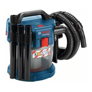 Bosch Akku-Staubsauger GAS 18V-10 L mit 2 x 5,0 Ah Li-Ion Akku