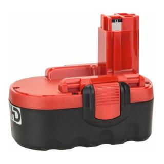 Bosch Akkupack 18 V-O, Standard Duty (SD), 2,6 Ah, NiMH