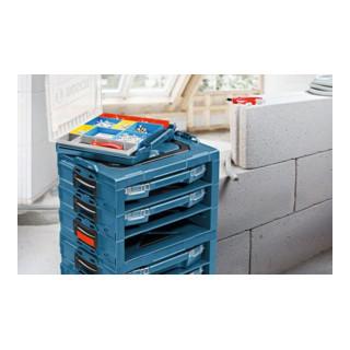 Bosch Aufnahmesystem i-BOXX active rack, BxHxT 442 x 100 x 342 mm