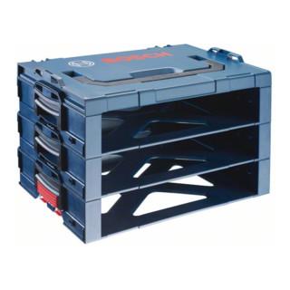 Bosch Aufnahmesystem i-BOXX shelf 3 pcs, BxHxT 442 x 356 x 342 mm