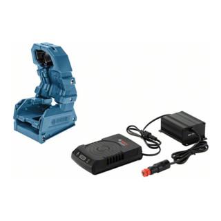 Bosch Autoladegerät GAL 1830 W-DC und Wireless Charging Holster