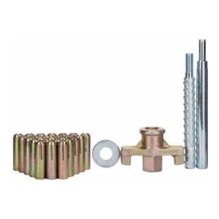 Bosch Befestigungs-Set Beton, Zubehör für Bosch-Diamantbohrsysteme