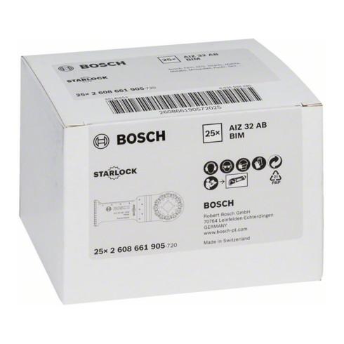 Bosch BIM Tauchsägeblatt AIZ 32 AB Metal 50 x 32 mm
