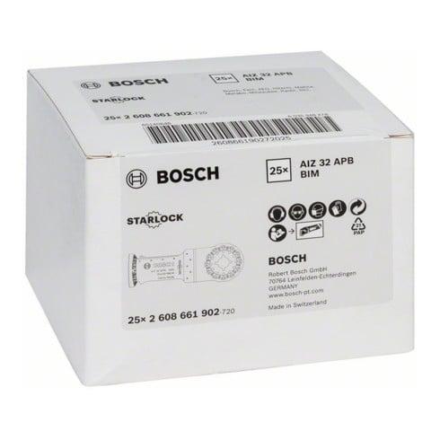 Bosch BIM Tauchsägeblatt AIZ 32 APB Wood and Metal 50 x 32 mm
