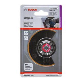 Bosch BIM-TiN Segmentsägeblatt ACZ 85 EIB Multi Material 85 mm