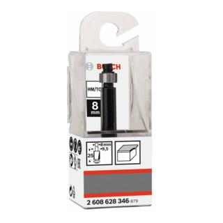 Bosch Bündigfräser 8 mm G 68 mm D1 9,5 mm L 25,4 mm
