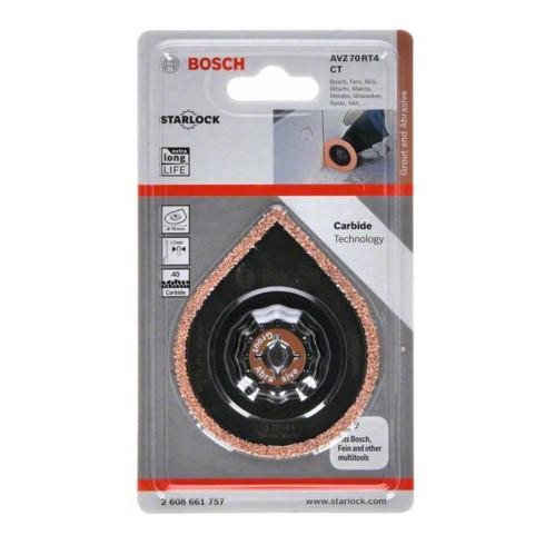 Bosch Carbide-RIFF Mörtelentferner AVZ 70 RT4 70 mm