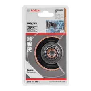 Bosch Carbide-RIFF Schmalschnitt-Segmentsägeblatt ACZ 70 RT5 70 mm