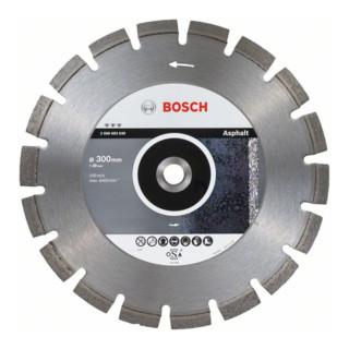 Bosch Diamanttrennscheibe Best for Asphalt