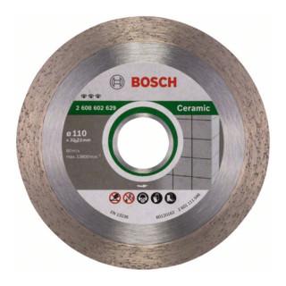 Bosch Diamanttrennscheibe Best for Ceramic