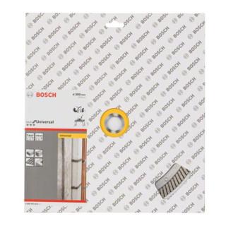 Bosch Diamanttrennscheibe Best for Universal Turbo 300 x 25,40 x 3 x 15 mm