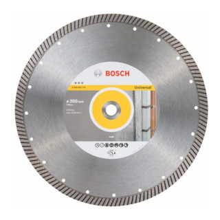 Bosch Diamanttrennscheibe Best for Universal Turbo 350 x 20,00 x 3,2 x 12 mm
