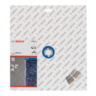 Bosch Diamanttrennscheibe Expert for Stone 300 x 25,40 x 2,8 x 12 mm