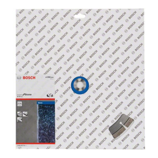 Bosch Diamanttrennscheibe Expert for Stone 350 x 20,00 x 3,2 x 12 mm