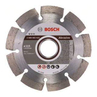 Bosch Diamanttrennscheibe Standard for Abrasive