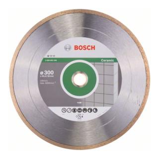 Bosch Diamanttrennscheibe Standard for Ceramic