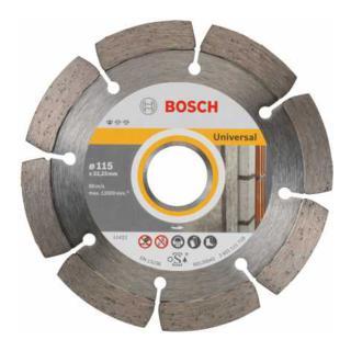 Bosch Diamanttrennscheibe Standard for Universal