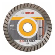 Bosch Diamanttrennscheibe Standard for Universal Turbo 125x22,23x2x10 mm