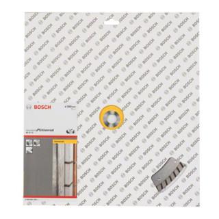 Bosch Diamanttrennscheibe Standard for Universal Turbo 350 x 20,00 x 3 x 10 mm