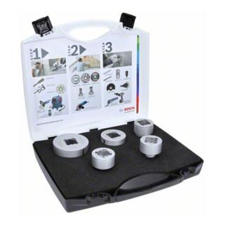 Bosch Diamanttrockenbohrer-Set X-LOCK Best for Ceramic Dry Speed 20 - 68 mm 5-teilig