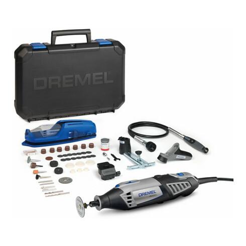 Bosch DREMEL 4000-4/65 EZ Multifunktionswerkz. (175 W), 4 Vorsatzgeräte, 65 Zubehöre