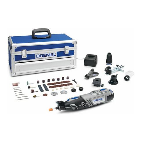 Bosch DREMEL Platin-Edition 8220-5/65 Akku-Multifunktionswerkz. 12V, 5 Vorsatzger., 65 Zubehör