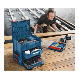 Bosch Einlage zur Werkzeugaufbewahrung passend für GHO 40-82 C