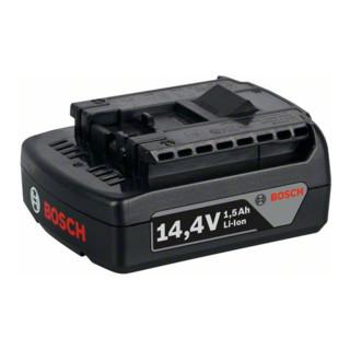 Bosch Einschubakkupack 14,4 V-Light Duty (LD) 1,5 Ah Li-Ion GBA M-A