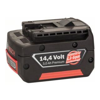 Bosch Einschubakkupack 14,4V-Standard Duty (SD) 3,0 Ah Li-Ion GBA M-C