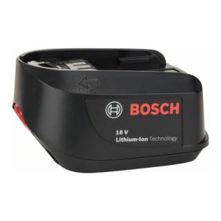Bosch Einschubakkupack 18 V - DIY, 1,3 Ah, Li Ion