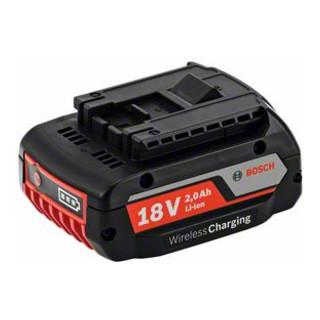 Bosch Einschubakkupack 18 V-Light Duty (LD) 2,0 Ah Li-Ion GBA