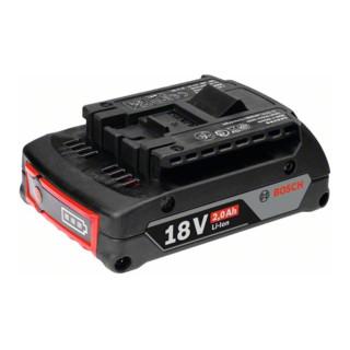 Bosch Einschubakkupack 18 V-Light Duty (LD) 2,0 Ah Li-Ion GBA M-B