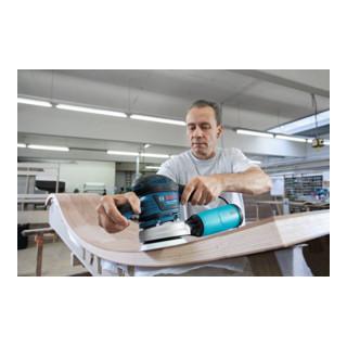 Bosch Exzenterschleifer GEX 125-150 AVE mit L-BOXX
